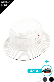 카모플라쥬 패치 버킷햇(3color)